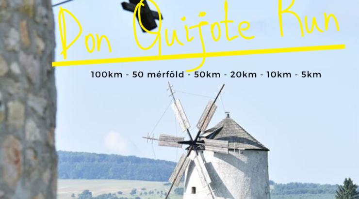 Don Quijote Run versenyadatok