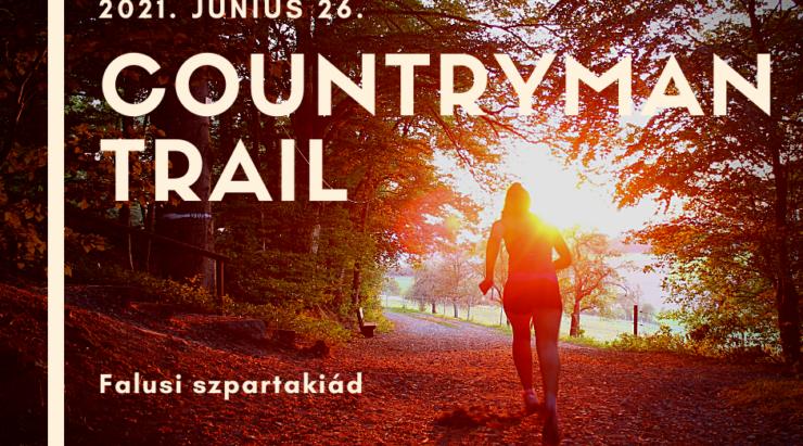 3. Countryman Trail 2021