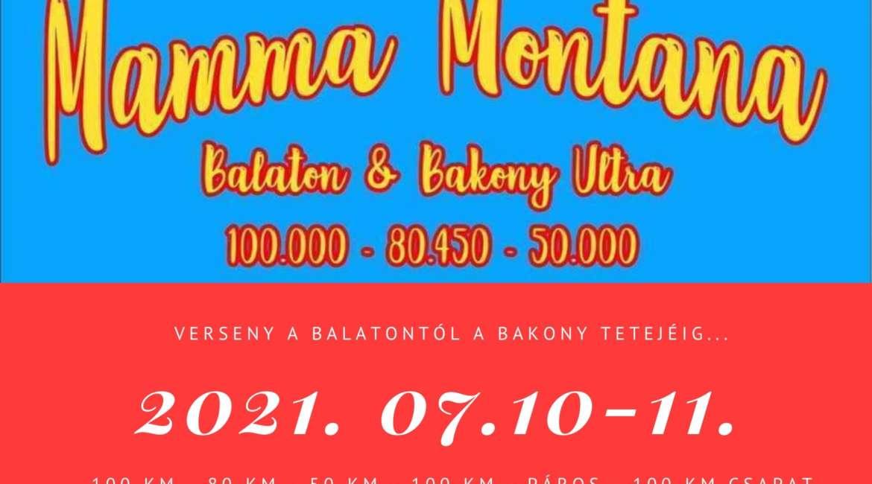 Mamma Montana versenyadatok