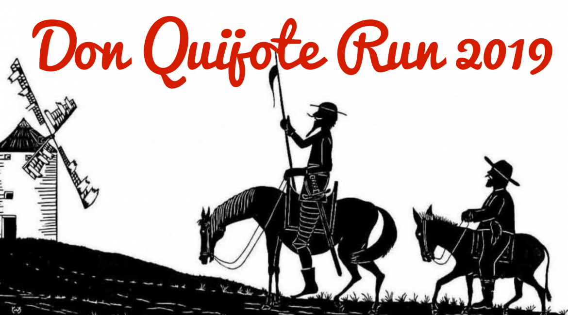 Don Quijote Run versenyadatok