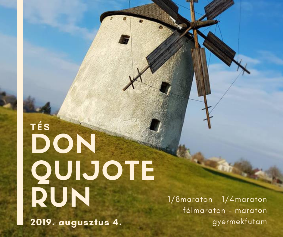 Don Quijote Run futóverseny