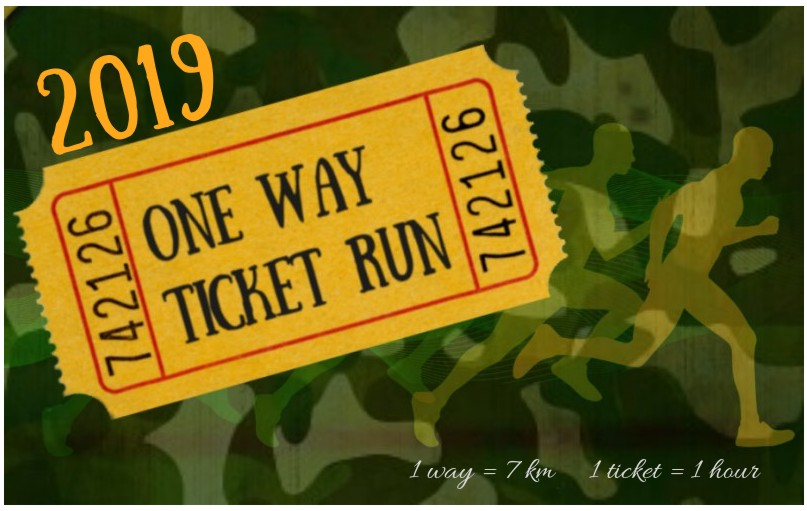 One Way Ticket Run ultrafutó verseny