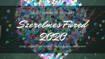 Akciós nevezés a Szerelmes Füred 2020-ra