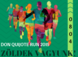 Don Quijote Run – a ZÖLD verseny