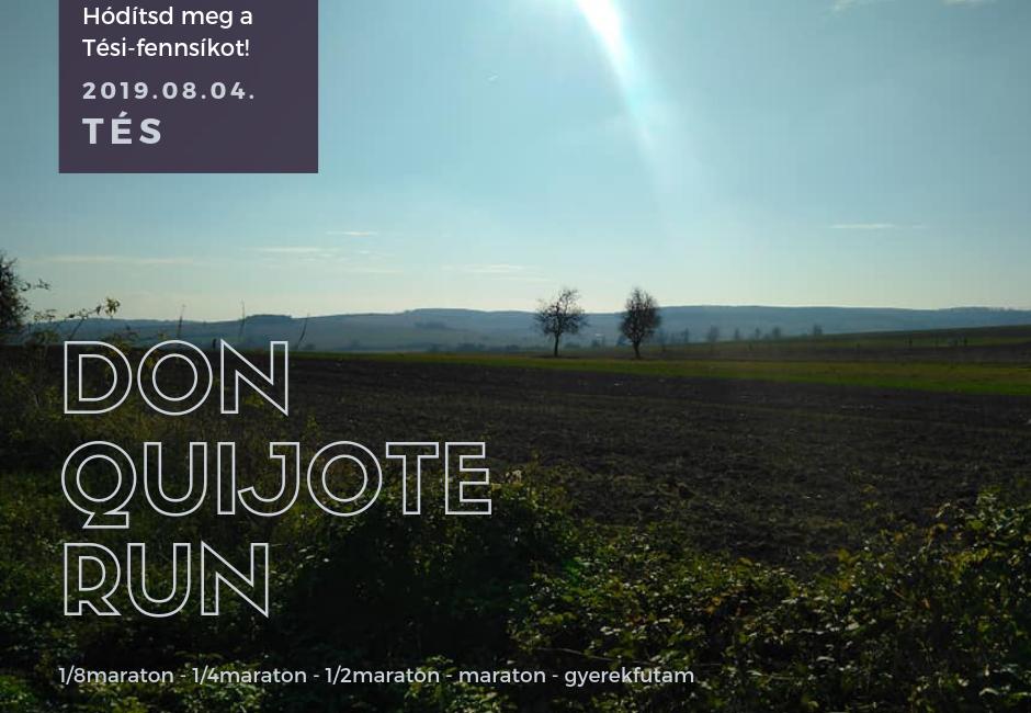 Don Quijote Run infók