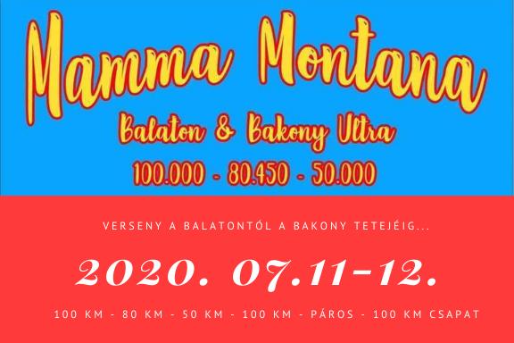 Mamma Montana B&B ultra