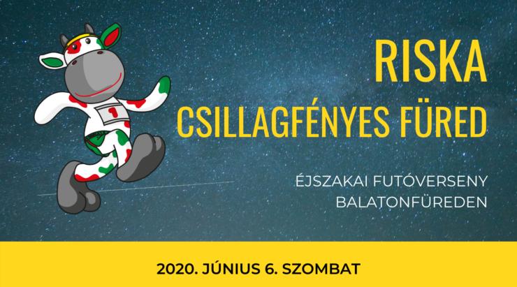 RISKA Csillagfényes Füred 2020 versenyadatok