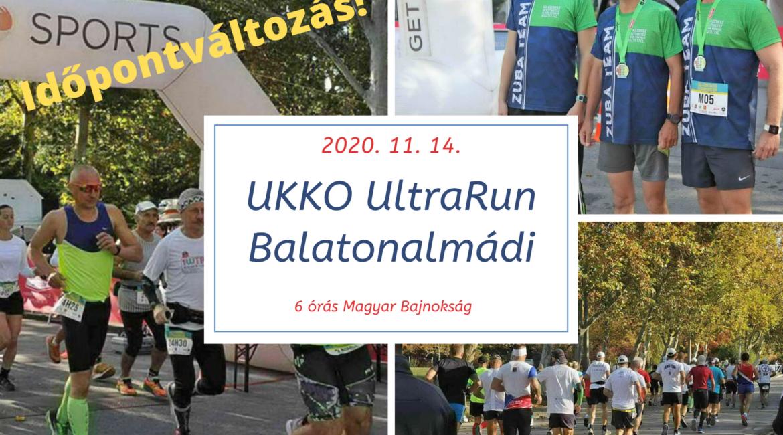 UKKO UltraRun Balatonalmádi nevezés – 6 órás Magyar Bajnokság