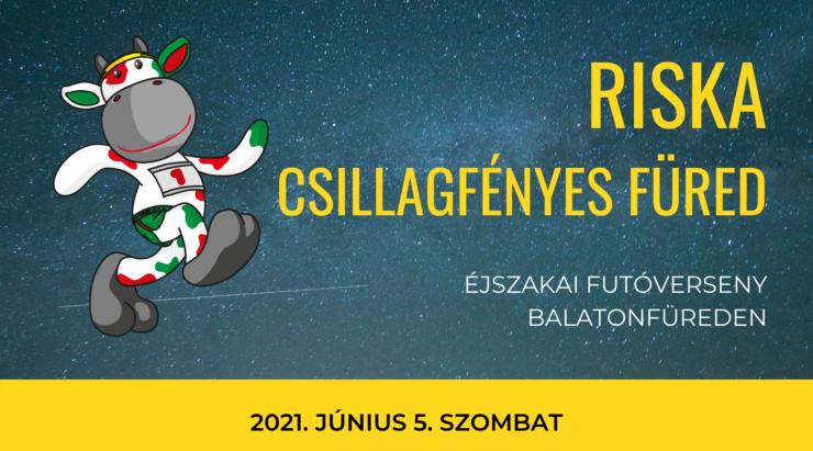 RISKA Csillagfényes Füred 2021 versenyadatok