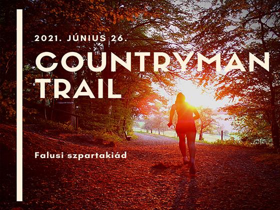 3. COUNTRYMAN TRAIL